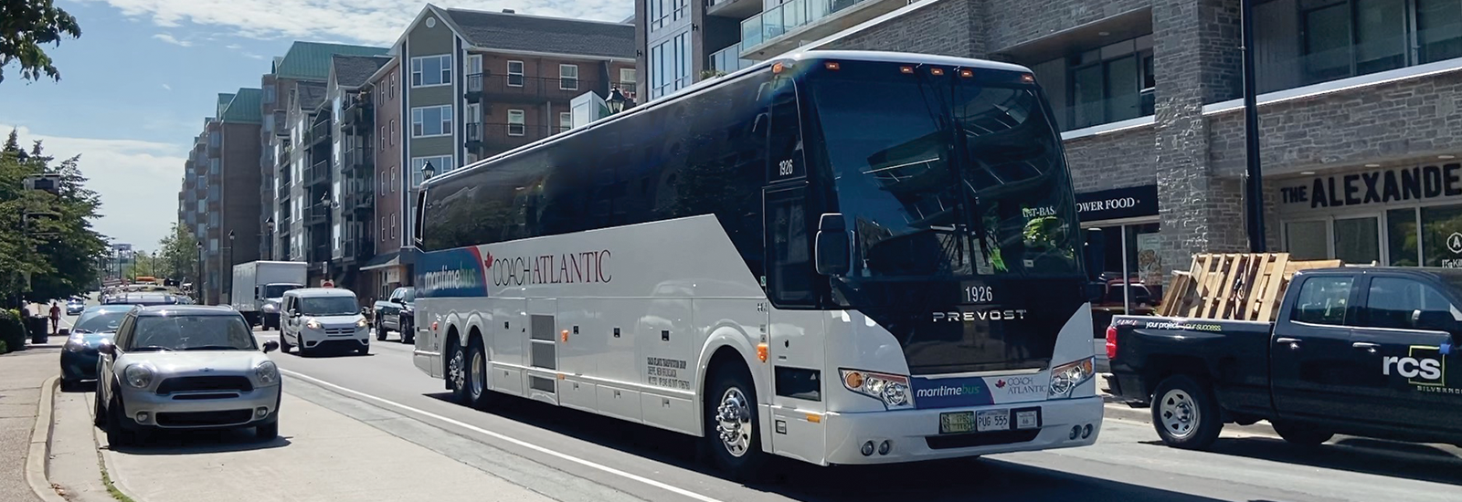 maritime bus downtown halifax