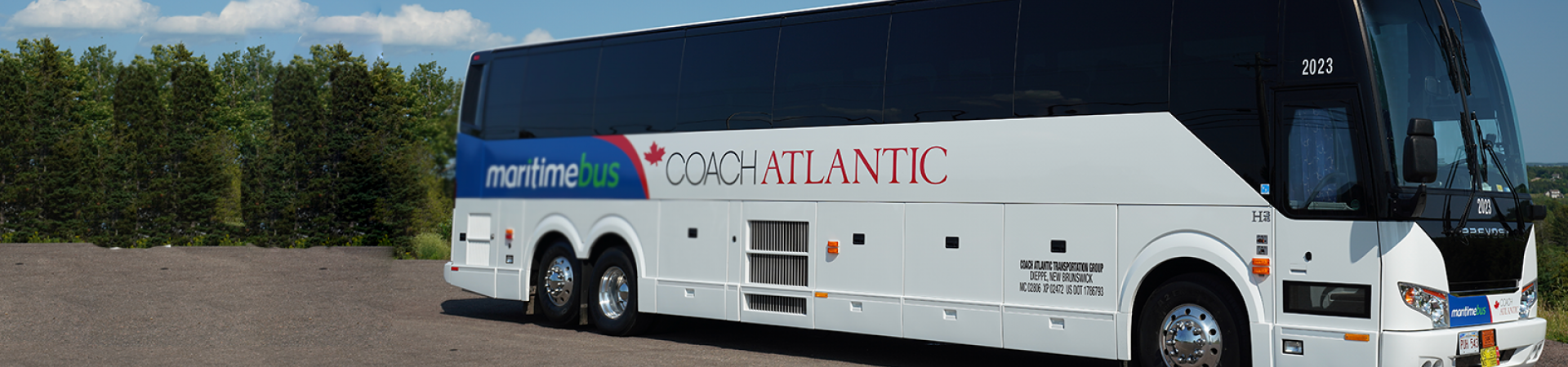 coach atlantic charter